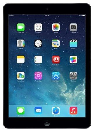 "Apple iPad Air 16GB Space Gray 4G 9,7"" käytetty tabletti"